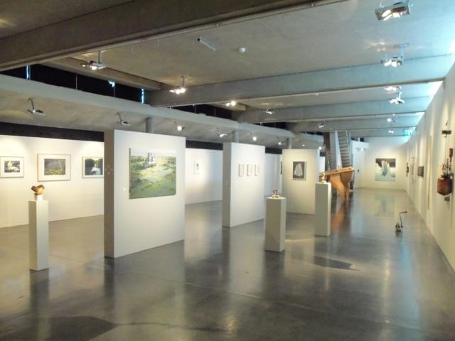 Ausstellungsansicht BLICK FANG