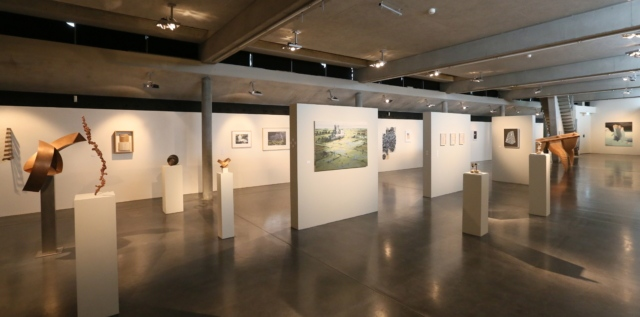 Jubiläumsausstellung BLICK FANG 2016, Ausstellungsansicht