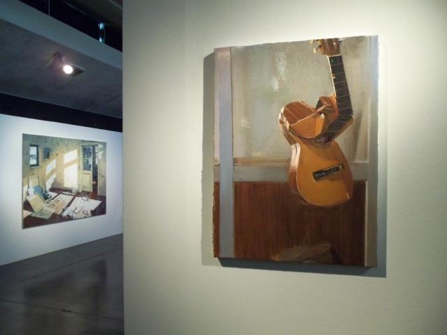 Ausstellungsansicht PERFECT WORLD