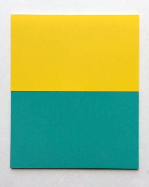 Christian Muscheid, interaction of color, 2017,