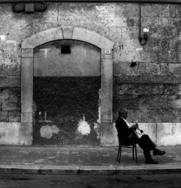 Boris von Brauchitsch, Apulien, 2002