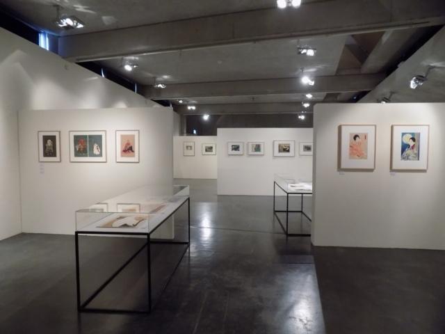 Kunsthaus Kaufbeuren, Ausstellung CROSSING CULTURES, Raumansicht