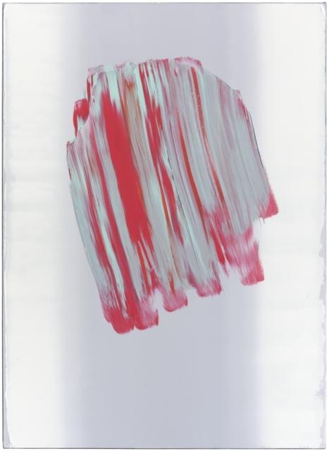 Peter Krauskopf, KEIN TITEL, B 200218, 2018, Öl auf Leinwand, 180 x 130 cm