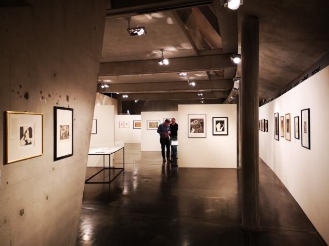 Raumansicht Ausstellung MENSCHENBILDER