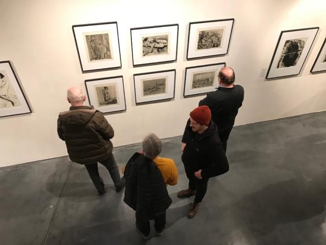Raumansicht Ausstellung MENSCHENBILDER(4)