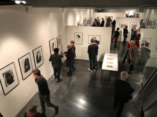 Raumansicht Ausstellung MENSCHENBILDER(5)
