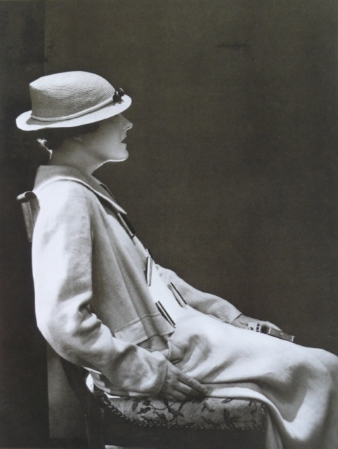 Adolphe de Meyer, Gloria Swanson, 1921, Platindruck,
