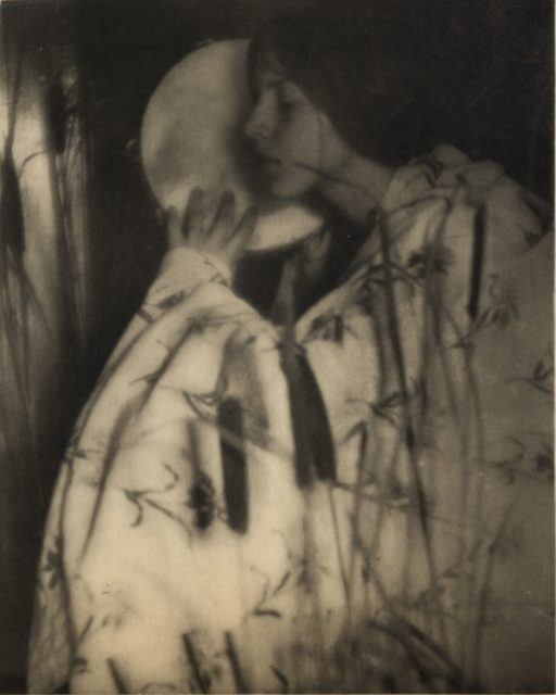 George Seeley, Autumn, 1910, Heliogravüre, publiziert in Camera Work,