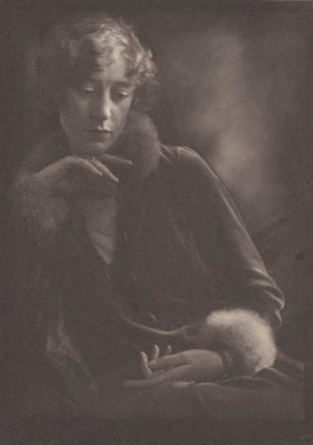 Henriette Dietl, Hanna Seewald, 1927, Chlorbromsilberdruck,