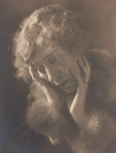 Felicia Waltke, Hanna Seewald, 1927, Silbergelatineabzug,