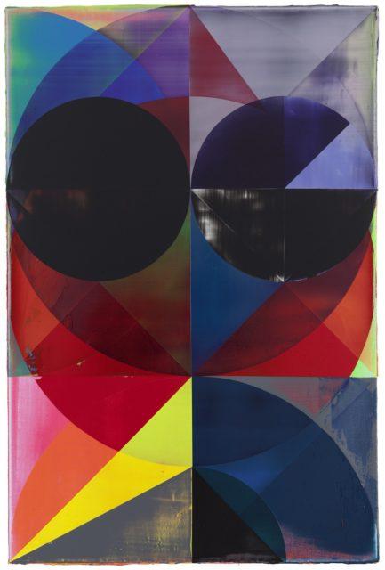 Shannon Finley, Battery, 2011, Acryl auf Leinwand, 120 x 80 cm,